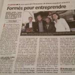 FORMES POUR ENTREPRENDRE-LE BERRY